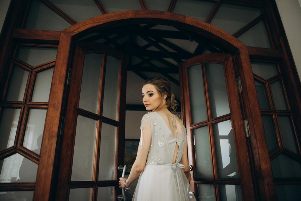 Amazing bride preparation