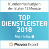 Top Dienstleister 2018